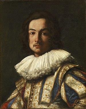 Stefano della Bella - Portrait by Carlo Dolci