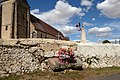 Dolmen monument aux morts écublé Tremblay-les-Villages Eure-et-Loir France.jpg
