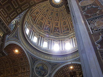 Dome of St. Peter's Basilica (interior).jpg