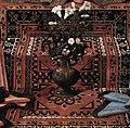 Domenico ghirlandaio, Madonna and Child Enthroned with Saints, uffizi 01.jpg