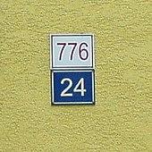Domovní číslo popisné