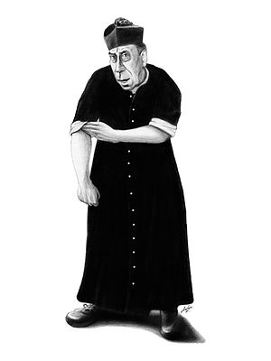 Don Camillo - Don Camillo played by Fernandel
