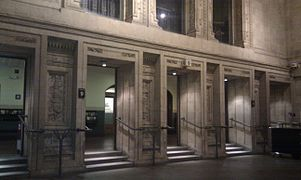 Door 9 Porch Royal Albert Hall