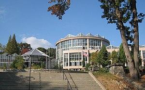 Dorothy Chapman Fuqua Conservatory, Atlanta Bo...