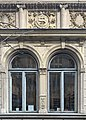 Double window of the D.A. Sturdza House, from Bucharest (Romania).jpg