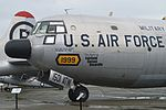 Douglas C-133A Cargomaster '1999' (N199AB) (30276352792).jpg