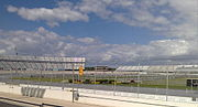 Dover International Speedway in 2007
