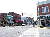 Downtown Chesterton, Indiana.JPG