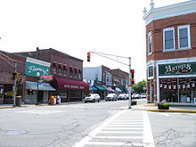 Downtown Chesterton, Indiana.JPG
