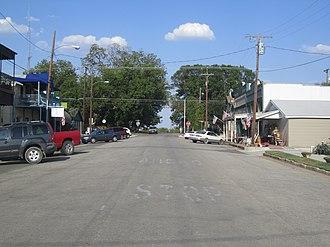 Lorena, Texas - Downtown Lorena