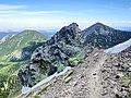 Doyle Peak and Fremont Peak from the east side of Agassiz Peak.jpg