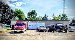 Hình nền trời của Doylestown, Wisconsin