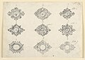 Drawing, Design for nine brooches, 1850–75 (CH 18548123).jpg