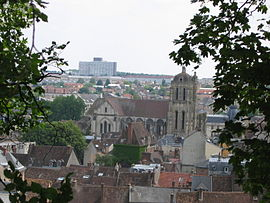 Saint-Pierre Church in Dreux