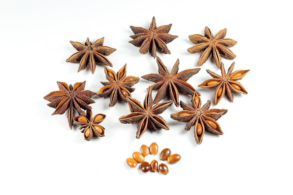What is 2 star anise