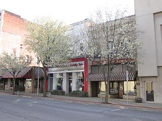 DuBois, Pennsylvania City in Pennsylvania, United States