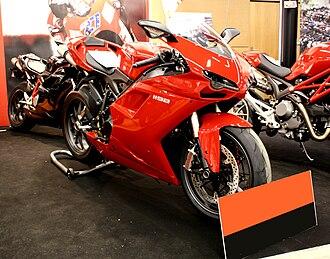 Ducati 1198 - Image: Ducati 1198