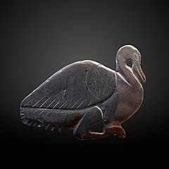 Duck-shaped palette-90000838