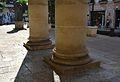 Dues bases de les columnes del Teatre Principal, Alacant.JPG