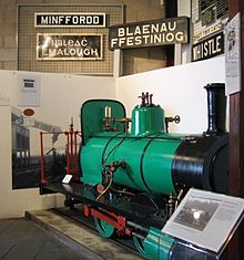 Dundee Gas Works locomotive