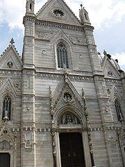 Duomo di Napoli (facciata)