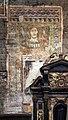 Duomo di trento, interno, resti di affreschi del xiii-xiv secolo 04 san cristoforo.jpg