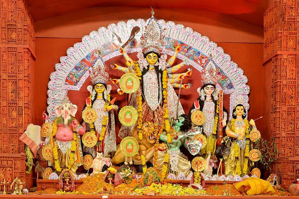 Durga Puja DS