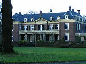 Mansion near Almelo, The Netherlands