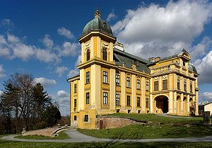 Slavonia - Pejačević manor in Našice