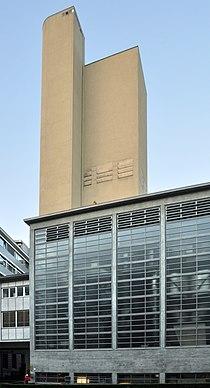 ETH Zürich - Fernheizkraftwerk & Maschinenlabor - Clausiusstrasse 2011-08-17 20-03-56 ShiftN.jpg
