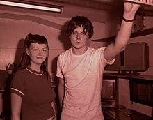 I White Stripes nel 2001.