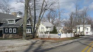 East Shore Historic District