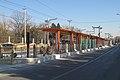 Eastbound platform of Botanical Garden Station (20171221124552).jpg