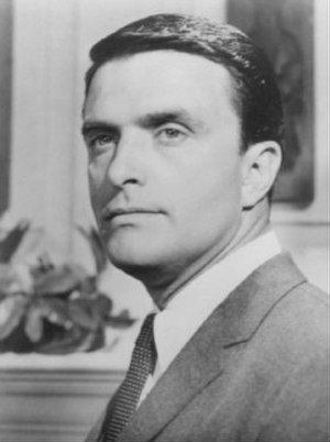 Ed Nelson - Nelson as Dr. Michael Rossi in Peyton Place