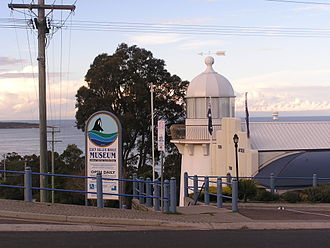 Eden, New South Wales - Image: Eden Killer Whale museum