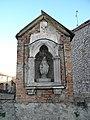 Edicola votiva della vecchia casa di via Ponte Tezze (Bastia, Rovolon).jpg