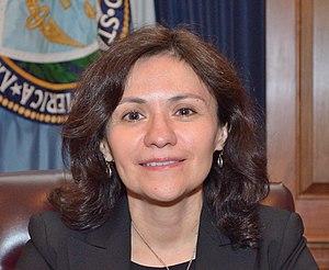 Edith Ramirez - Image: Edith Ramirez official photo