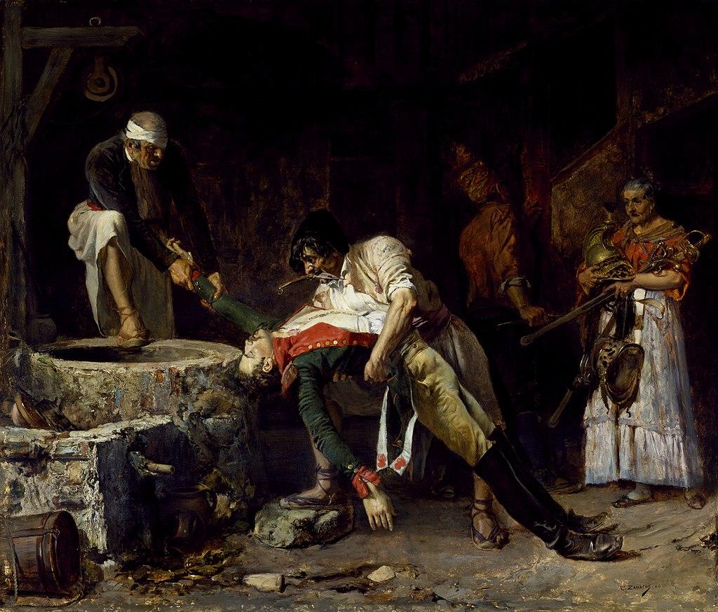 Eduardo Zamacois y Zabala - Spain 1812, French Occupation - Walters 3739.jpg
