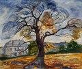 Edvard Munch The Oak Thielska 294.tif