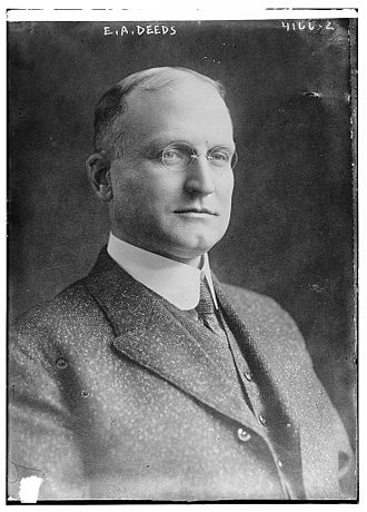 Edward Andrew Deeds - Deeds in 1917