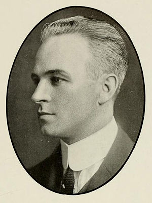 Edward L. Greene - Greene pictured in The Agromeck 1912, North Carolina State yearbook