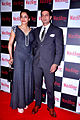 Eesha Koppikhar, Timmy Narang at the launch of Watch Time's magazine 04.jpg