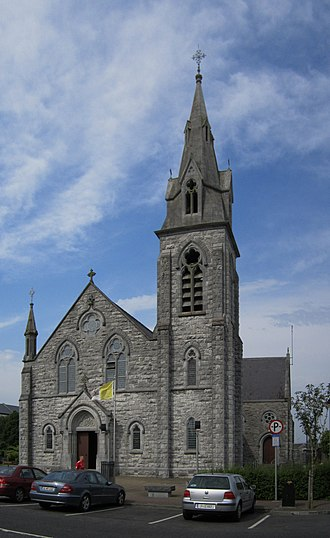 Kinnegad - St. Mary's Church of the Assumption, Kinnegad