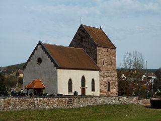 Wimmenau Commune in Grand Est, France
