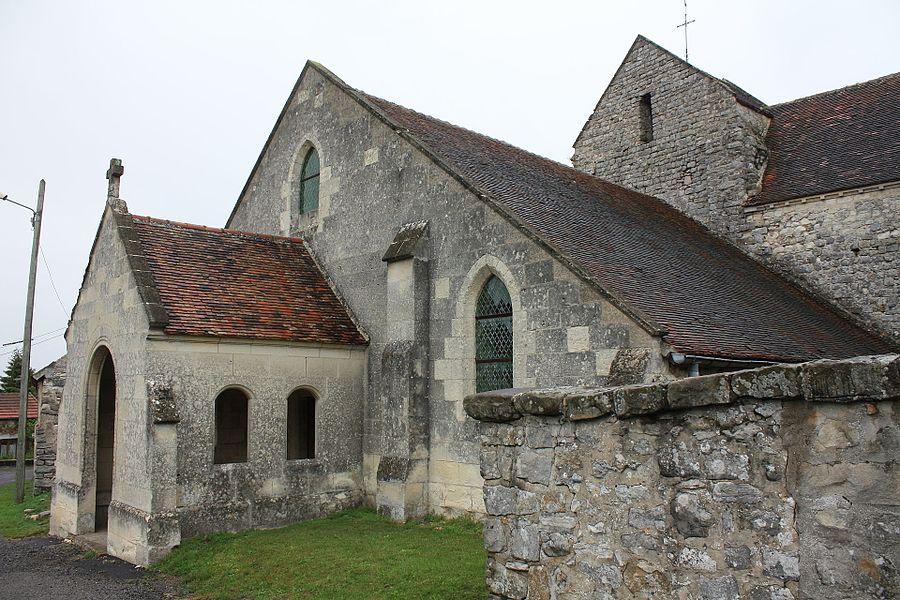 Église Saint-Rémy de Bruyères-sur-Fère