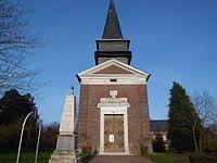 Eglise saint-Georges, at Saint-Georges-sur-Fontaine (Seine-Maritime).JPG