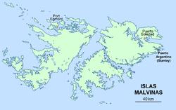Historia De Las Islas Malvinas Wikiwand