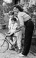 Egon, Sebastian and Ira von Fürstenberg 1955.jpg