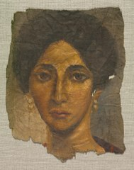 Funerary Portrait of a Woman