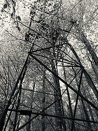 Ein alter DDR-Wachturm Im Naturschutzgebiet Granitz.jpg